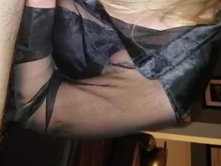Beautiful cuckold wifey idolizes her paramours immense chisel