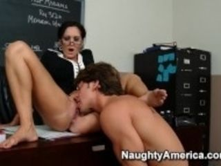 """""""Naughty America - Find Your wish with teacher Ava Addams"""""""