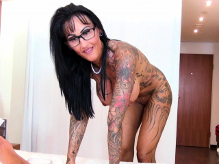 German meaty melons tat cougar with glasses lube point of view idolize