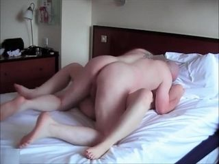 Cougar Is railing A phat fuck-stick