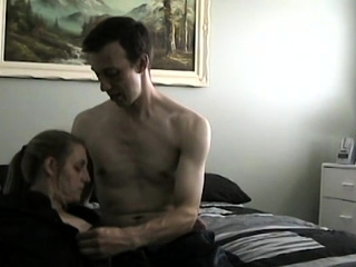 Sex-positive light-haired mature gets packed up with a internal ejaculation
