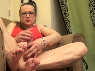 My Toes and Soles as I Get Myself Off|6::Amateur,12::Cumshot,20::MILF,25::Masturbation,38::HD,46::Verified Amateurs,56::Feet,57::Brunette,83::Transgen