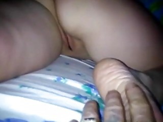relaxed anal home POV mature couple Jenny and Brian