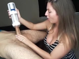 Robot labia inspecting - Gone ultra-kinky
