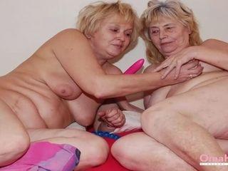 Votze granny Haarig