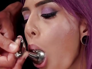 BDSM Fisting Fucking And Squirting Threesome