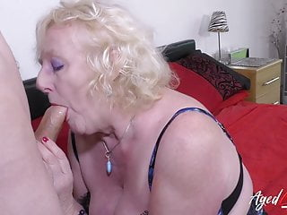 AgedLovE Clair Knight and Chris Cobalt hard-core
