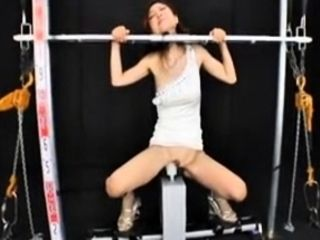 Chinese Reality restrain bondage & discipline activity Rabon In restrain bondage pt three