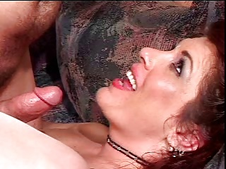 Very nice mature fucked by young man