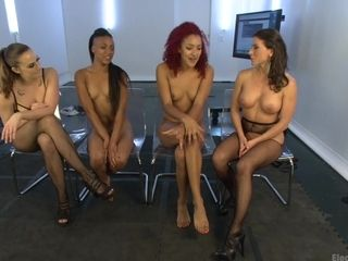 Bluebeard Ducati & Chanel Preston & Ariel down offscourings the mouth & Nikki Darljust aboutg just about Nikki Darljust aboutg Vs. Bluebea