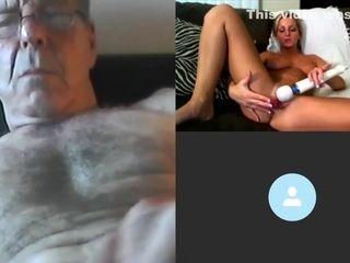 Having joy on webcam