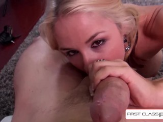Cougar Sarah Vandella fellate & smash a monster hard-on, gigantic caboose & gigantic bosoms