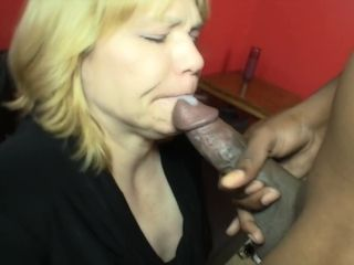 Hooked-Up With marvelous milky cougar I faced Online & banged Her With My big black cock.
