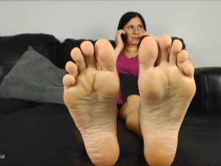 Gobble THESE feet CLEAN|6::Amateur,20::MILF,38::HD,46::Verified Amateurs,56::Feet,57::Brunette