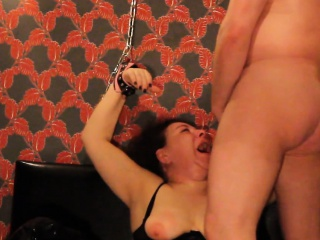 Cumshot On Slave Wife