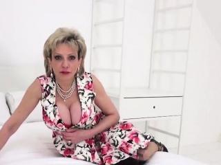 Unfaithful brit cougar nymph sonia unsheathes her monstrous melons19