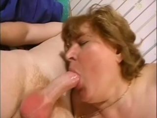 Mature curly gross slut gives head and gets pulverized in spoon stance