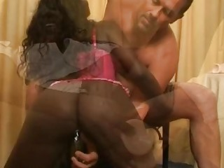 An Ebony Pussy Playing And Sex Moment