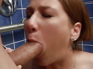 FRENCH wifey HOMEMADE internal ejaculation