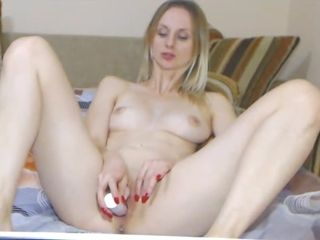 Milf Blonde Masturbation Webcam Orgasm toy in C__ECH.   Ceca. Cehio.
