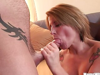 Office Mom Summer Storm Tight Anal Fucked In The C