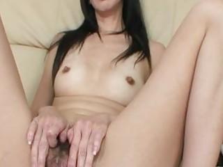 Yoshiko Nagasawa  Japan Mature Hairy Pussy Fucked