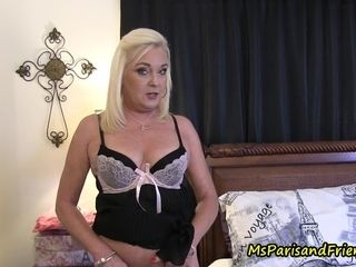 Mom strokes as Her sons-in-law see