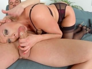Cougar THING brings you Brittany Bardot in cougar gonzo gonzo