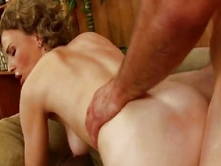 A Sex Pleasure For An Old Woman
