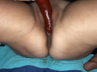 Toying with fucktoy