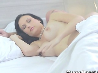Moms Passions  Morning sex for passionate mom