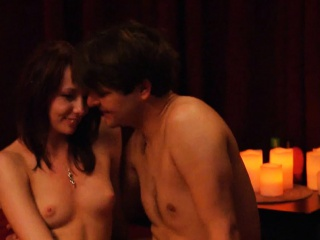 Couples interchange fucking partners and enormous hook-up in the crimson bedroom