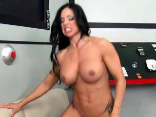 Love buttons Jade Jordan Ash - 2069 A Space O-Titty