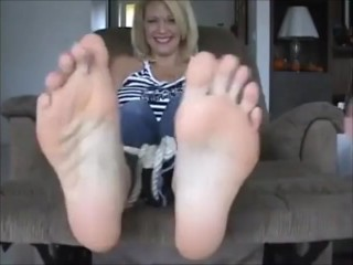 Charlee feet tickled pov