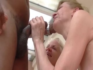 extreme big cock anal interracial granny orgy