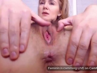 Moms wooly puss And wide open anus