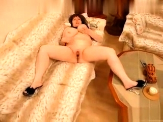 Giant and buxom mature plumper getting a hard-core fuckbox porking