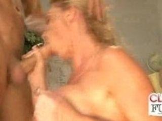 """Nurse Nikki Gets spunked On Tits"""