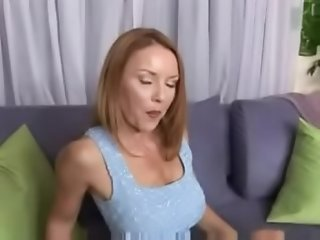 sexy mature lady creampie from TheMilfaholic(dot)com