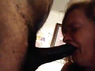 65 year old Deepthroat whore