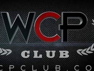 WCP CLUB Hot brunette Milf Mom Anal Fucked