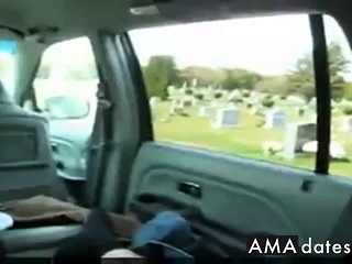 Cojiendo en el auto