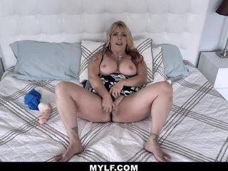 FullofJOI - gigantic Mature cougar masturbate Off guidelines With fake penis