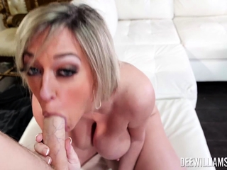 Super-naughty cougar glutton for youthfull man rod