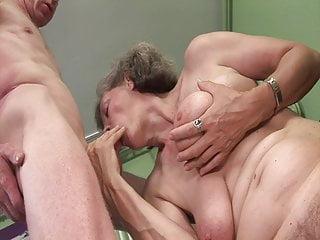 Grandmother needs an climax