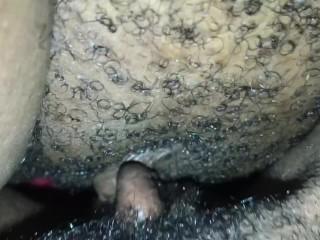 Black lezzies scissoring