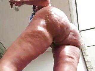 Latina Mama giant rump.