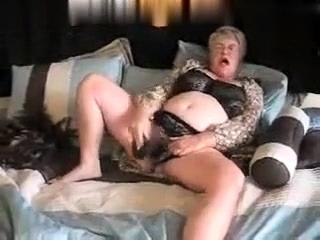 Senior grandmother plump grandmother lovely grandmother with super-fucking-hot boy