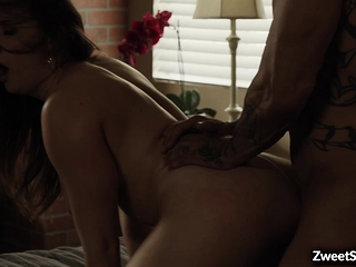 Prick greedy cougar Chanel Preston gets a sensuous bang