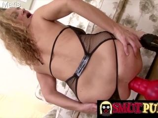 Smut Puppet Matures Riding Toys Anally Compilation Part 4